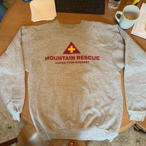 Disney Parks Expedition Everest Sweatshirt